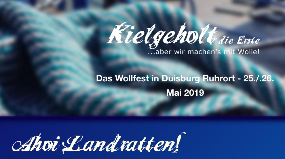 Kielgeholt Duisburg 2019
