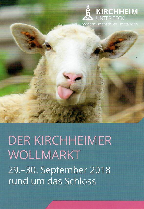 Kirchheim Wollmarkt